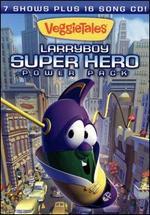 LarryBoy Super Hero Power Pack