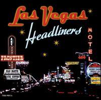 Las Vegas Headliners [CEMA Special Markets] - Various Artists