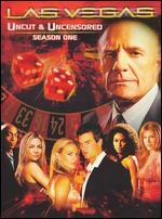 Las Vegas: Season One [Uncut & Uncensored] [3 Discs]