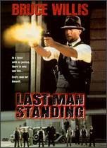 Last Man Standing - Walter Hill