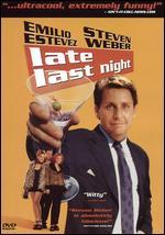 Late Last Night - Steven Brill