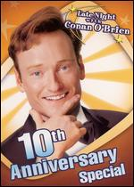 Late Night With Conan O'Brien: 10th Anniversary Special -