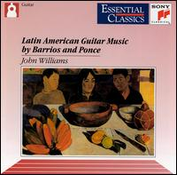 Latin American Guitar Music -