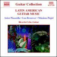 Latin American Guitar Music - Ricardo Cobo (guitar)