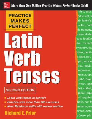 Latin Verb Tenses - Prior, Richard