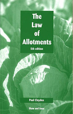 Law of Allotments - Clayden, Paul