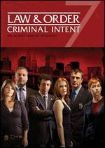 Law & Order: Criminal Intent - The Seventh Year [5 Discs]