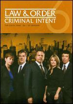 Law & Order: Criminal Intent - The Sixth Year [5 Discs]