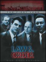Law & Order: The First Year [6 Discs]