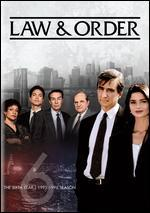 Law & Order: The Sixth Year [5 Discs]