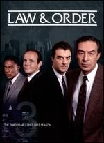 Law & Order: The Third Year [6 Discs]