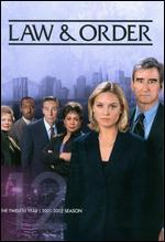 Law & Order: The Twelfth Year [5 Discs]