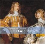 Lawes: The Consort Setts for 5 & 7 viols and organ