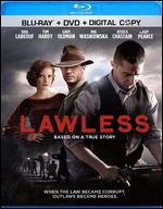 Lawless [With Movie Money] [Blu-ray]