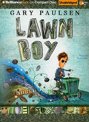 Lawn Boy - Paulsen, Gary, and Parks, Tom, Ph.D. (Read by)