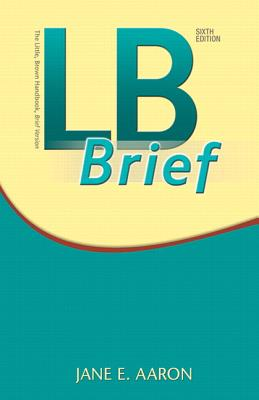 LB Brief - Aaron, Jane E