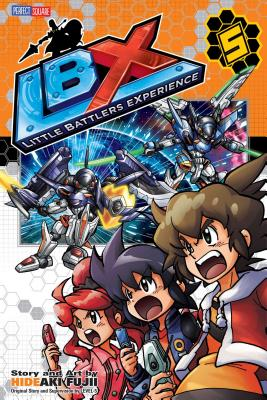 LBX: New Hope, Vol. 5: New Hope - Fuji, Hideaki