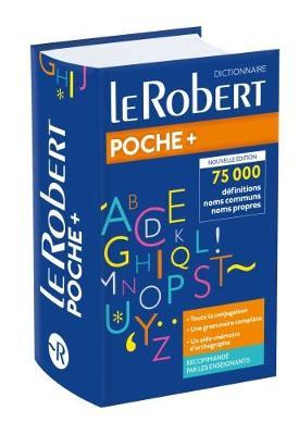 Le Robert De Poche Plus 2018: Flexi-bound edition - Rey, Alain (Editor)
