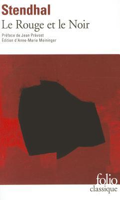 Le Rouge Et Le Noir - Stendhal