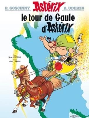 Le tour de Gaule d'Asterix - Goscinny, Rene