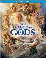 League of Gods [Blu-ray/DVD]