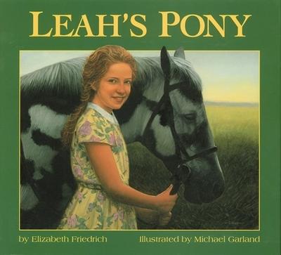 Leah's Pony - Friedrich, Elizabeth