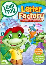 LeapFrog: Letter Factory [With Flash Cards]