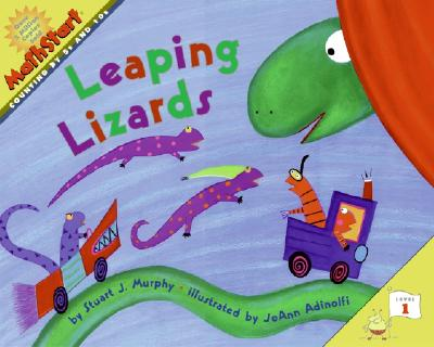 Leaping Lizards - Murphy, Stuart J.