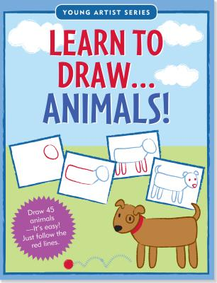 Learn to Draw Animals! - Peter Pauper Press, Inc (Creator)