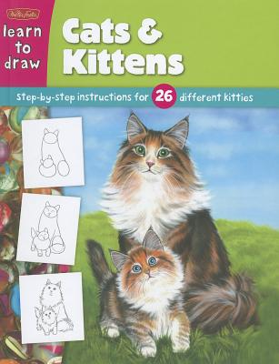 Learn to Draw Cats & Kittens -