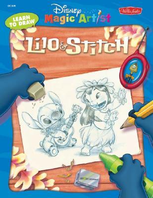 Learn to Draw Lilo & Stitch - Auerbach, Annie