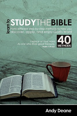 Learn to Study the Bible - Deane, Andy