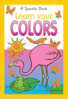 Learn Your Colors - The Book Company Editorial