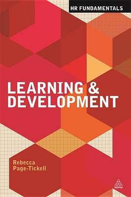 Learning and Development - Page-Tickell, Rebecca