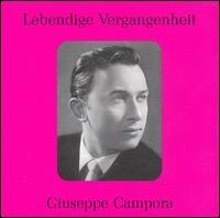 Lebendige Vergangenheit: Giuseppe Campora - Adriana Guerrini (vocals); Anita Corridori (vocals); Anselmo Colzani (vocals); Gino Calò (vocals); Giuseppe Campora (tenor);...