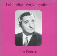 Lebendige Vergangenheit: Jan Peerce - Arthur Kent (vocals); Dorothy Sarnoff (vocals); Jan Peerce (vocals); RCA Victor Orchestra