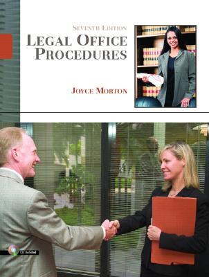 Legal Office Procedures - Morton, Joyce