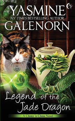 Legend of the Jade Dragon - Galenorn, Yasmine