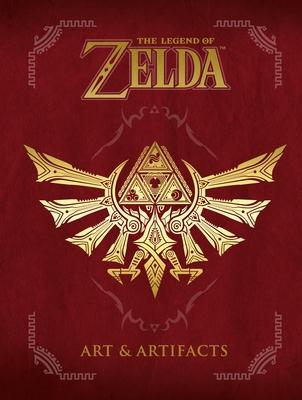 Legend Of Zelda, The: Art & Artifacts - Nintendo
