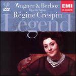 Legend: R�gine Crespin [CD & DVD]