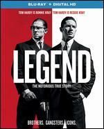 Legend [UltraViolet] [Includes Digital Copy] [Blu-ray]