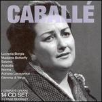 Legendary Performances of Caballé