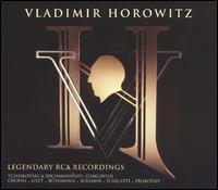 Legendary RCA Recordings: Vladimir Horowitz - Vladimir Horowitz (piano)