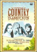Legends of Country: Classic Hits of 50s, 60s and 70s