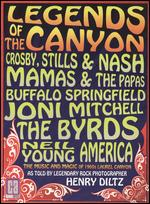 Legends of the Canyon: The Music and Magic of 1960s Laurel Canyon - Jon Brewer