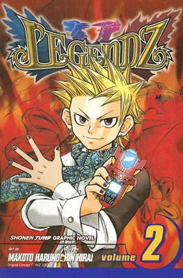 Legendz: Volume 2 - Hirai, Rin