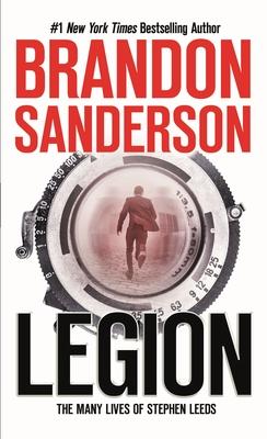 Legion: The Many Lives of Stephen Leeds - Sanderson, Brandon