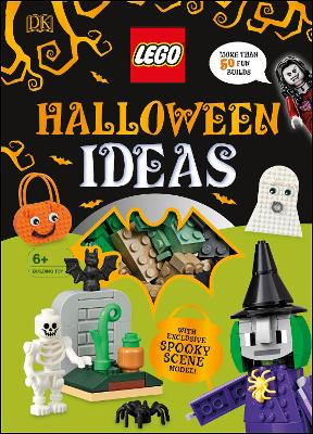 LEGO Halloween Ideas: With Exclusive Spooky Scene Model - Wood, Selina, and March, Julia, and Finch, Alice