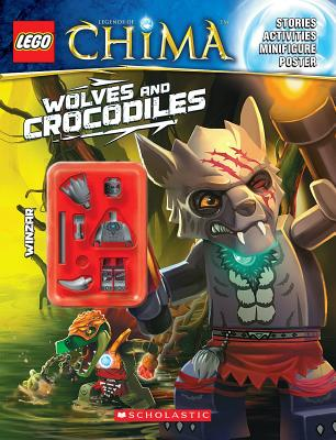 Lego Legends of Chima: Wolves and Crocodiles (Activity Book #2) - Ameet Studio, and Various