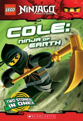 Lego Ninjago: Cole: Ninja of Earth - Farshtey, Greg